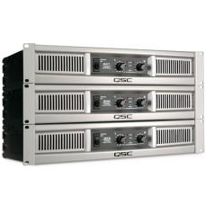QSC GX3 Professional 300 Watt Power Amplifier
