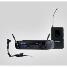 Shure PGXD14/BETA98H Digital Wireless Clip-On Instrument Microphone System