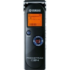 Yamaha POCKETRAK C24 2GB Pocket Recorder